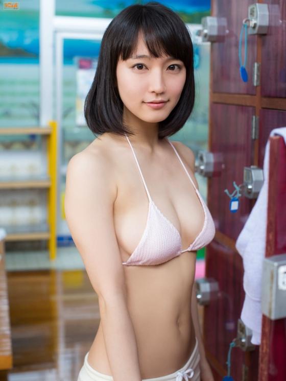 吉岡里帆 Dカップ谷間が凄いあさが来た出演女優 画像22枚 20