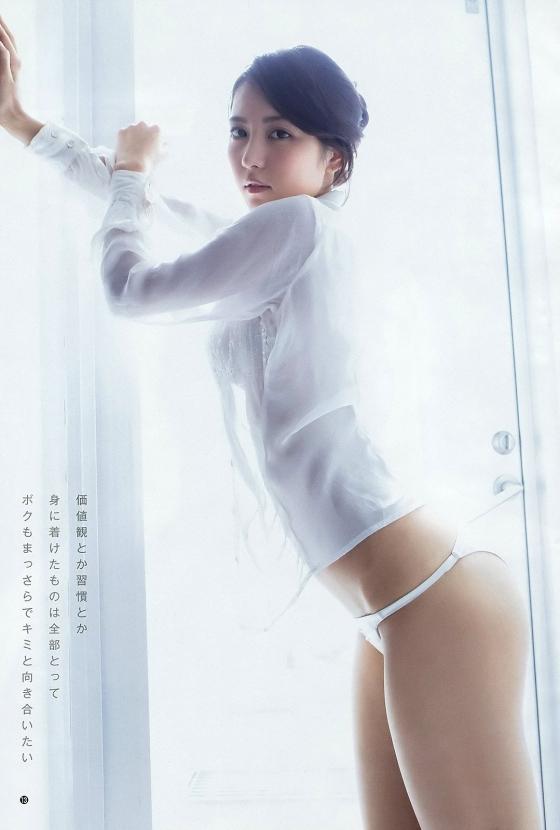 石川恋 写真集LOVE LETTERSの週プレセミヌードグラビア 画像21枚 19