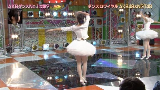 藤田奈那 股間のパンチラと美脚を披露したAKBINGO!キャプ 画像29枚 12