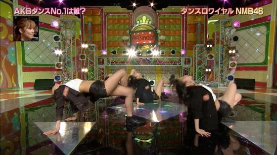 藤田奈那 股間のパンチラと美脚を披露したAKBINGO!キャプ 画像29枚 24