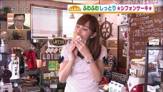塩地美澄 Gカップ着衣巨乳のボリューム感が凄いキャプ 画像29枚 13