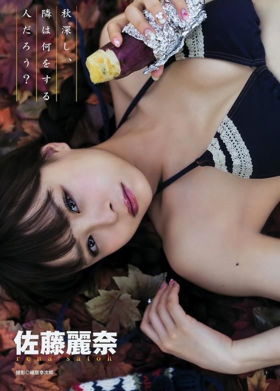 佐藤麗奈 ヤングアニマル最新号のBカップ水着グラビア 画像28枚 14