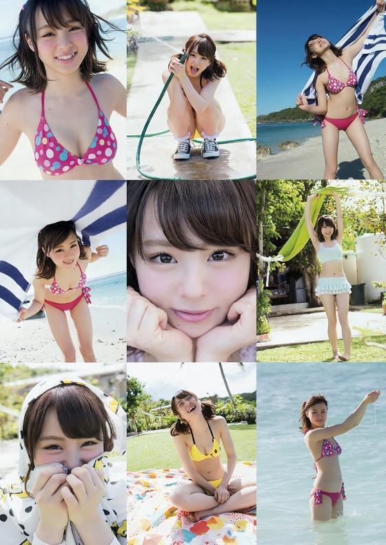 佐藤麗奈 ヤングアニマル最新号のBカップ水着グラビア 画像28枚 4