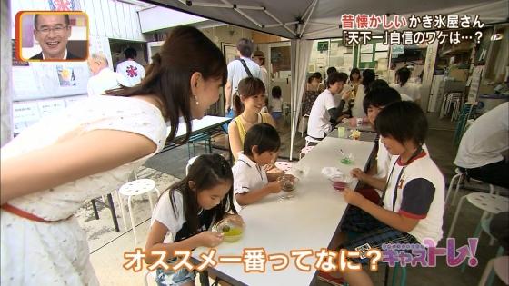 斎藤真美 ABC女子アナの腋チラ胸チラブラチラ連発キャプ 画像32枚 10