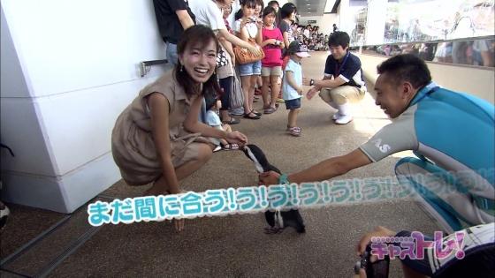 斎藤真美 ABC女子アナの腋チラ胸チラブラチラ連発キャプ 画像32枚 14