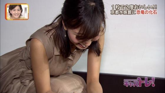斎藤真美 ABC女子アナの腋チラ胸チラブラチラ連発キャプ 画像32枚 18