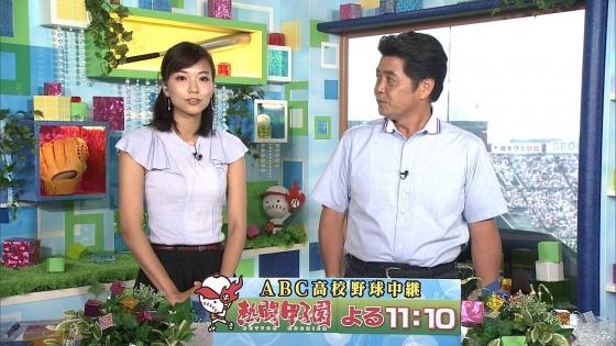 斎藤真美 ABC女子アナの腋チラ胸チラブラチラ連発キャプ 画像32枚 21