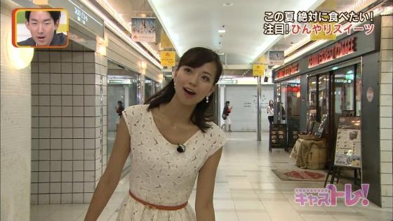 斎藤真美 ABC女子アナの腋チラ胸チラブラチラ連発キャプ 画像32枚 6