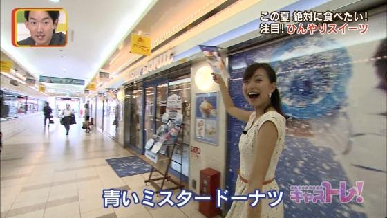 斎藤真美 ABC女子アナの腋チラ胸チラブラチラ連発キャプ 画像32枚 7