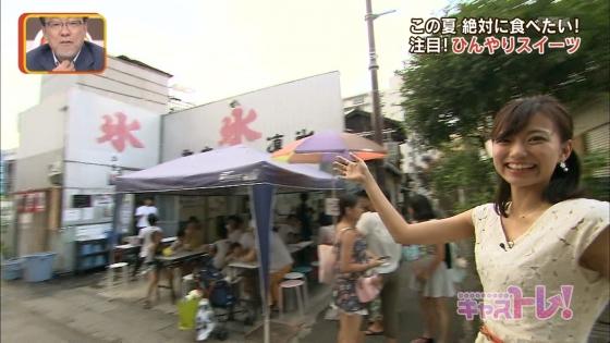 斎藤真美 ABC女子アナの腋チラ胸チラブラチラ連発キャプ 画像32枚 9