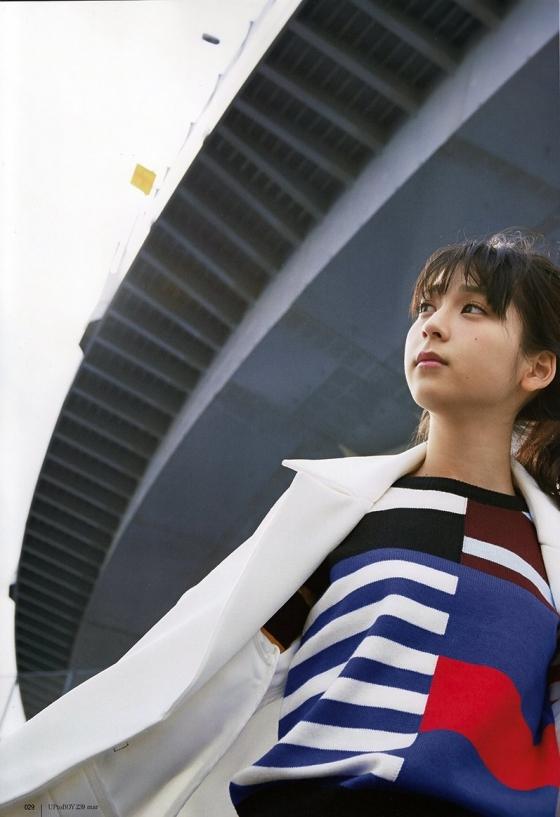 松岡菜摘 ヤングジャンプ最新号のHKT48なつ水着グラビア 画像35枚 10