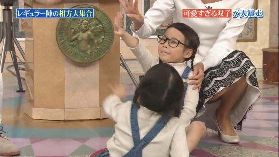 徳島えりか しゃがみパンチラと美脚を披露した行列キャプ 画像22枚 10