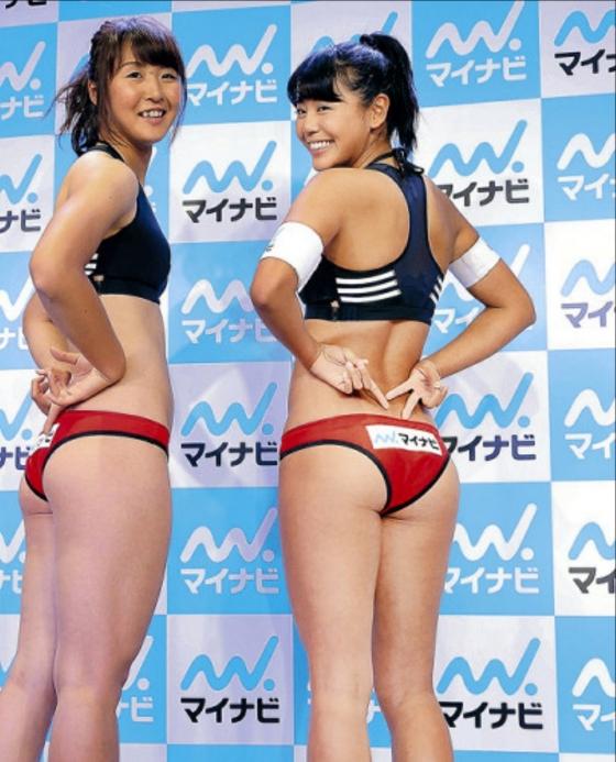 坂口佳穂 ビーチバレー界のアイドルが新水着でマイナビ所属会見 画像19枚 3