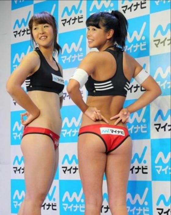 坂口佳穂 ビーチバレー界のアイドルが新水着でマイナビ所属会見 画像19枚 4