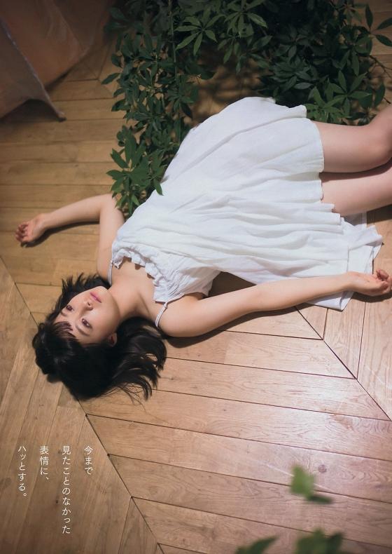 橋本環奈 ヤングマガジンの腋見せ美少女最新グラビア 画像30枚 21