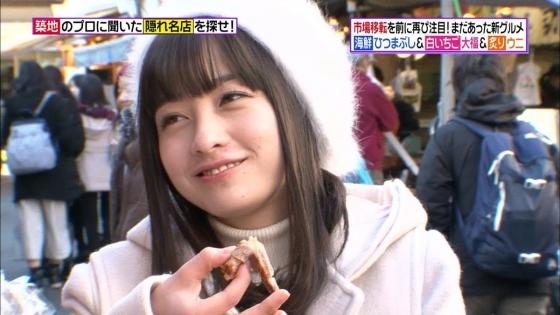橋本環奈 ヤングマガジンの腋見せ美少女最新グラビア 画像30枚 9