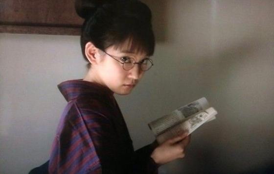 吉岡里帆 Dカップ谷間が凄いあさが来た出演女優 画像22枚 5