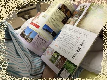 旅行雑誌 加筆