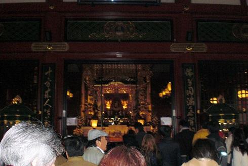 浅草寺 本堂2