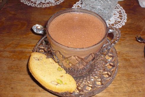 マリベル ホットチョコレート