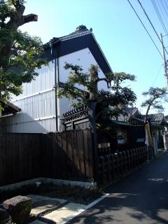 近藤勇陣屋跡 1