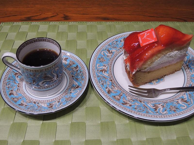 苺が丘とコーヒー