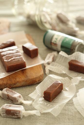 チョコミントキャラメル