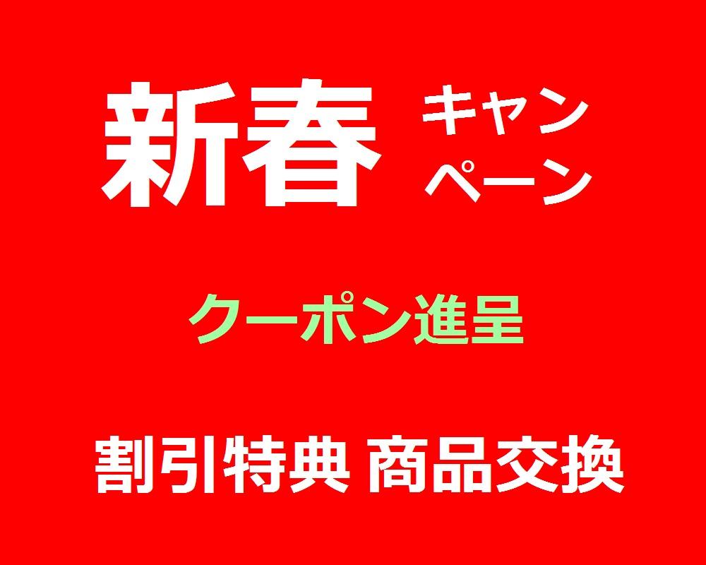 新春キャンペーン303