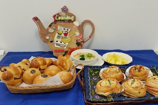 パン教室2