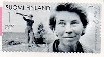 切手5  フィンランド