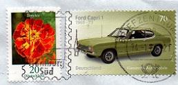切手16  ドイツ