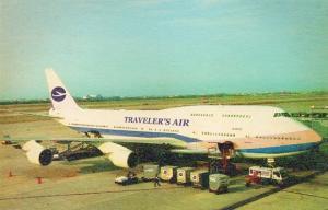 飛行機 (TRAVELER'S AIR)
