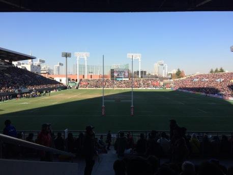 20151226座席から見た満員の秩父宮