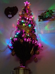 ラストクリスマスツリー