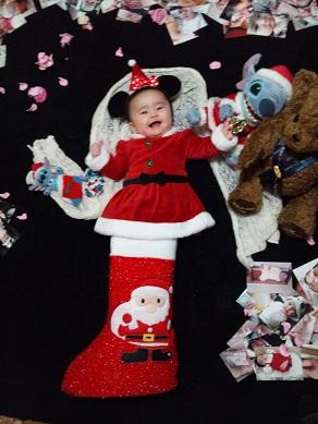 クリスマスコスプレ2