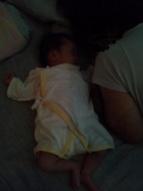 2 生後1カ月