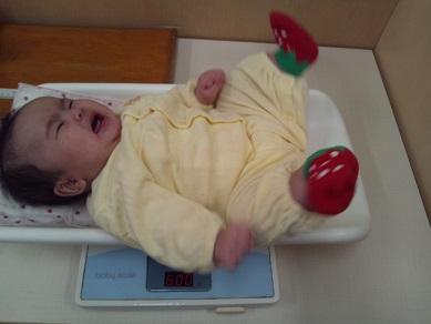 4 生後3か月