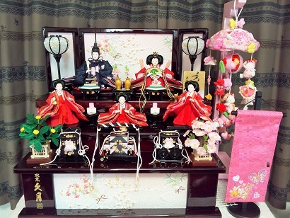 雛人形 3