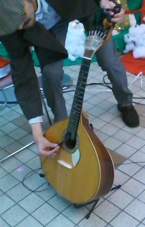 ぽるとがるギター