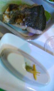 鰆と男前豆腐
