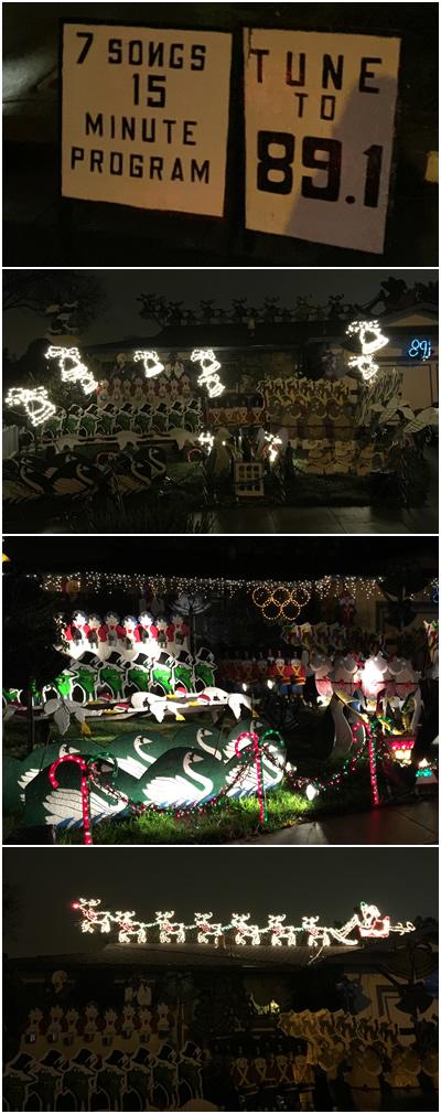 クリスマスライト3