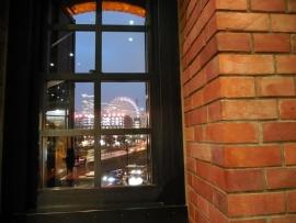 20151223煉瓦窓観覧車チョコ