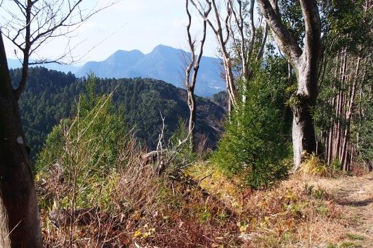 2平野岳と石割岳6