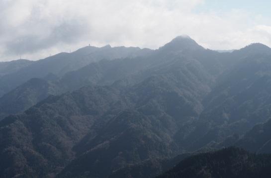 12釈迦岳と御前岳4