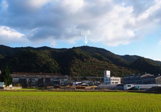 1高岳(扇山)353