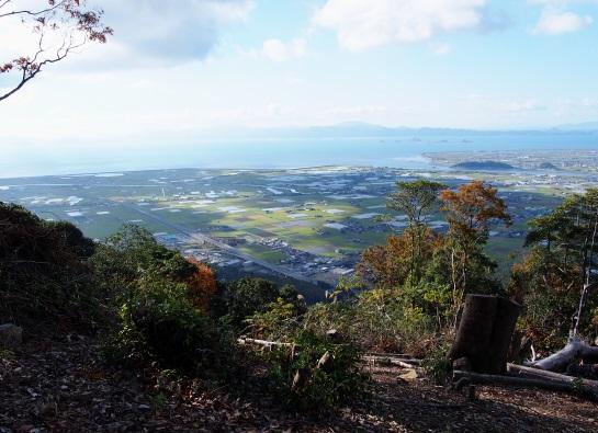 16高岳(扇山)187