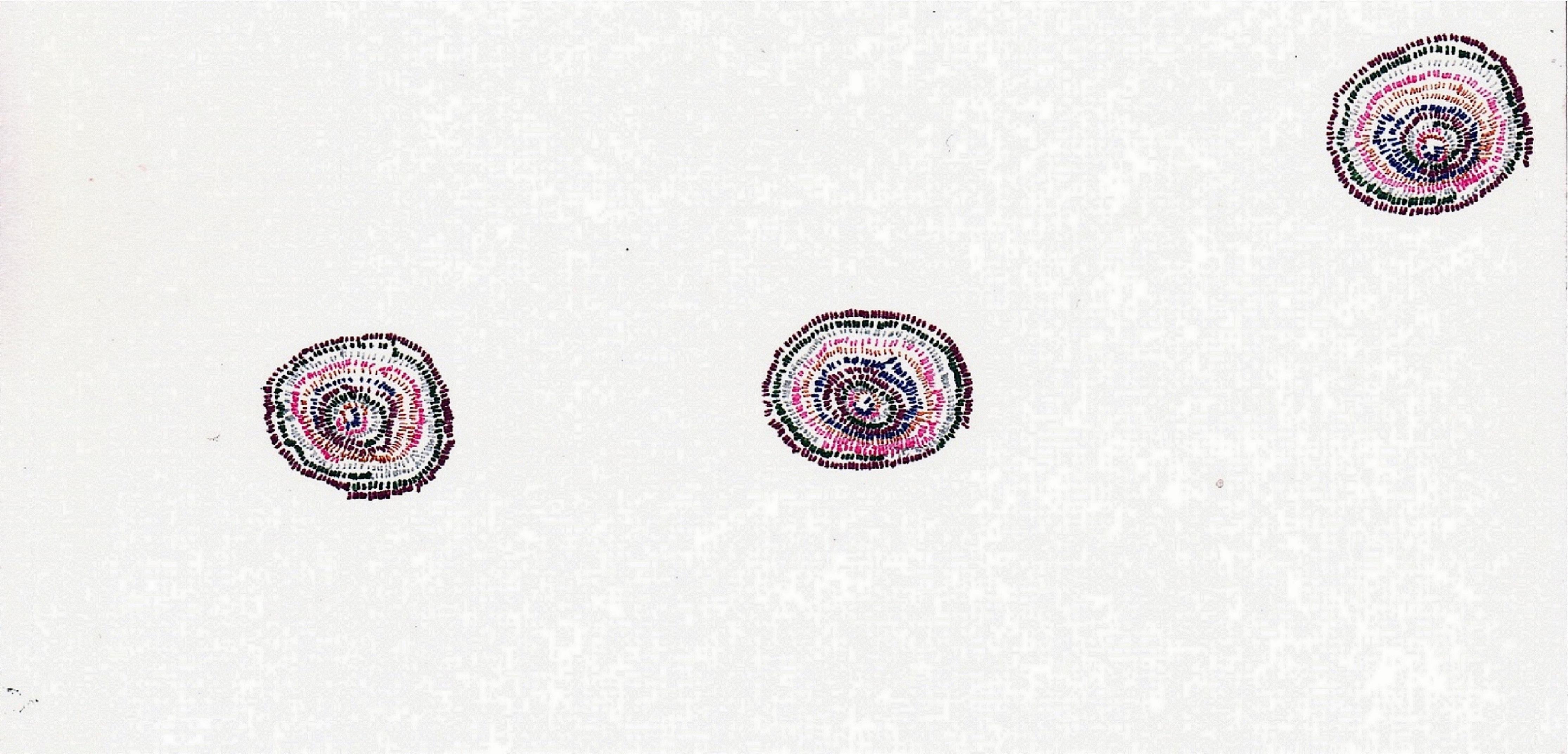 象のいる細密画・部分(122401)
