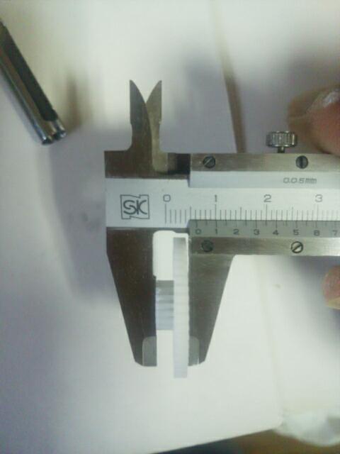 0.1mm以上は削れました