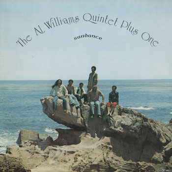 JZ_AL WILLIAMS QUINTET PLUS ONE_SANDANCE_201601