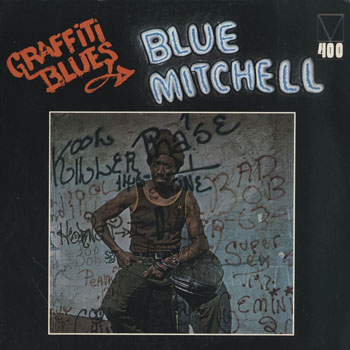 JZ_BLUE MITCHELL_GRAFFITTI BLUES_201601